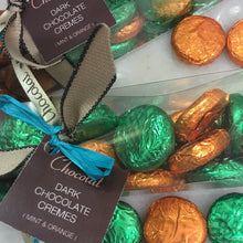 Load image into Gallery viewer, Box of Assorted Peppermint and Orange 'Fancy Fondant Cremes' | Chocolat in Kirkby Lonsdale