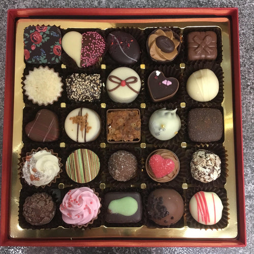 The Cosmopolitan Chocolate Selection Box | Chocolat in Kirkby Lonsdale