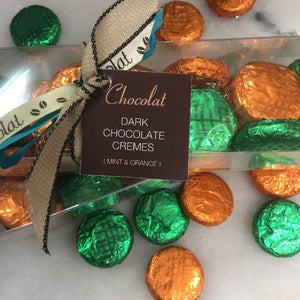 Box of Assorted Peppermint and Orange 'Fancy Fondant Cremes' | Chocolat in Kirkby Lonsdale