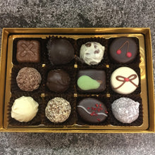 Load image into Gallery viewer, Regular Luxury Boozy Chocolate Selection Box | Chocolat in Kirkby Lonsdale