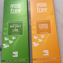 Load image into Gallery viewer, Assorted 'Moo Free' Vegan Chocolate Bars | Chocolat in Kirkby Lonsdale