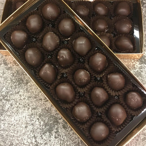 Box of Dark Chocolate Covered Gingers