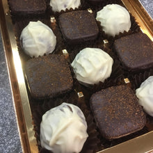 Load image into Gallery viewer, Baileys Truffle and Espresso Coffee Ganache Selection Box | Chocolat in Kirkby Lonsdale