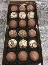 Load image into Gallery viewer, Tipsy Trio of Truffles Selection Box | Chocolat in Kirkby Lonsdale