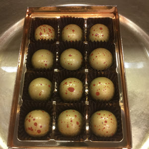 Box of Salted Caramel Domes