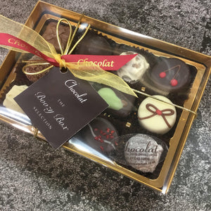 Regular Luxury Boozy Chocolate Selection Box | Chocolat in Kirkby Lonsdale