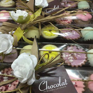 8 Chocolate Selection Stick Box | Chocolat in Kirkby Lonsdale