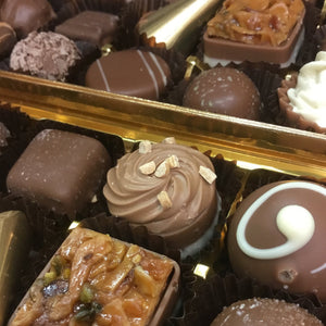 Large Luxury Milk Chocolate Selection Box | Chocolat in Kirkby Lonsdale