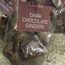 Load image into Gallery viewer, Bag of Dark Chocolate Covered Gingers | Chocolat in Kirkby Lonsdale