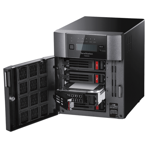Network Attached Storage - Red Leaf Tech Store