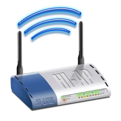 Network Access Points