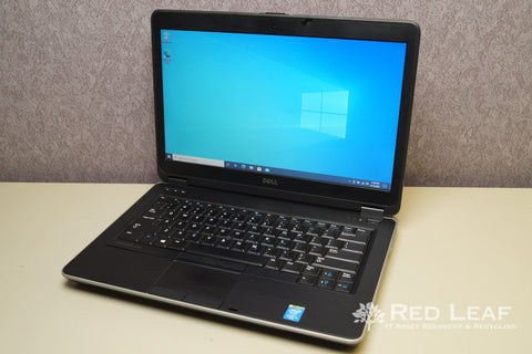 Dell Latitude E6440 i5-4310M @2.7GHz 8GB RAM 240GB SSD Windows 10 Pro