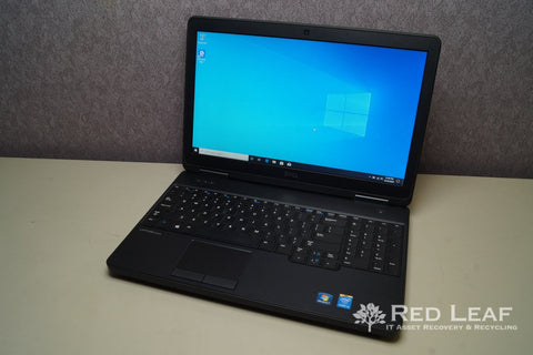 Dell Latitude E5540 Intel Core i5-4310U @2.0GHz 8GB RAM 500GB HDD Windows 10 Pro Refurbished