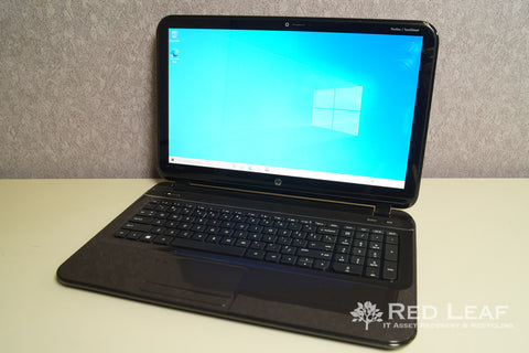 HP Pavilion TouchSmart 15-b129wm Sleekbook AMD A6-4455M @2.1GHz 8GB RAM 128GB SSD Windows 10