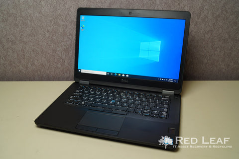 Dell Latitude E5470 i7-6600U @2.6Ghz 8GB RAM 256GB SSD FHD Windows 10 Pro