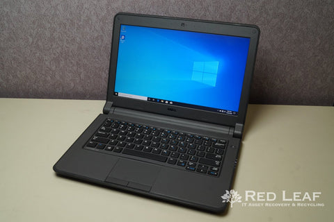 Dell Latitude 3340 Intel Core i5-4210U @1.7GHz 4GB RAM 500GB HDD Windows 10 Pro Refurbished