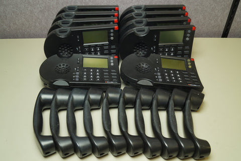 LOT OF 10 - Shoretel IP 230 VoIP Office Phone With Handset - Red Leaf Tech Store