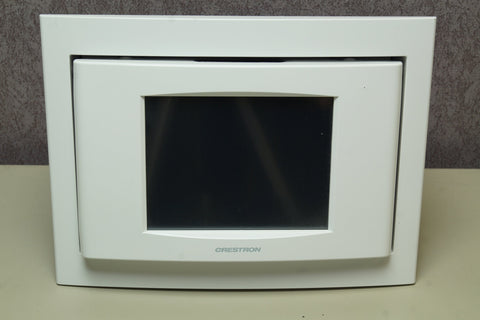Crestron TPS-6X-DSW-W-S Wall Mount Docking Station & TPS-6X-W-S White - Red Leaf Tech Store