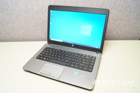 HP ProBook 440 G1 i5-4200M @2.5GHz 8GB RAM 240GB SSD Windows 10 Pro
