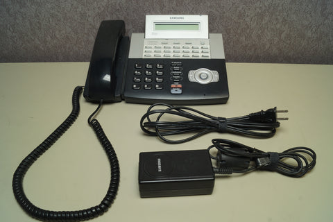 Samsung OfficeServ ITP-5121D Black Office Serv 7 Telephone Lines 21 Buttons