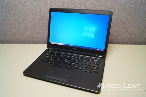 Dell Latitude E7450 Ultrabook i7-5600U @2.6GHz 8GB RAM 256GB SSD Windows 10 Pro