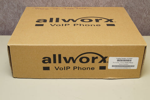 Brand New Allworx 9204G VoIP Phone 7500562