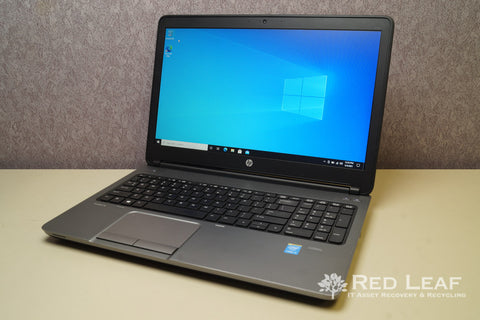 HP ProBook 650 G1 Intel Core i5-4210M @2.6GHz 8GB RAM 500GB HDD Windows 10 Pro Refurbished