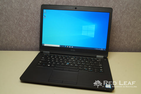 Dell Latitude E5470 i5-6300U @2.4GHz 8GB RAM 256GB SSD Windows 10 Pro