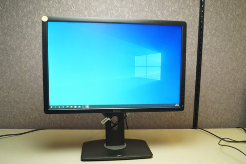 "Dell Professional P2213f Monitor / 22"" / 1680 x 1050 / DP, DVI, VGA (Used)"