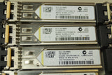 Lot of 9 - Cisco GLC-SX-MMD SFP Transceiver Module P/N 10-2626-01