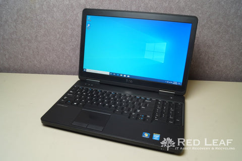 Dell Latitude E5540 Intel Core i5-4200U @1.6GHz 8GB RAM 128GB SSD Windows 10 Pro Refurbished