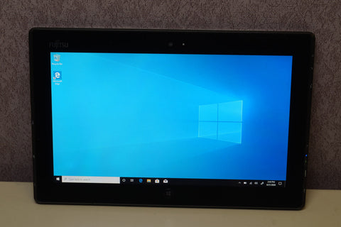 Fujitsu Stylistic Q702 i5-3437U @1.9GHz 4GB RAM 128GB SSD Windows 10 Pro
