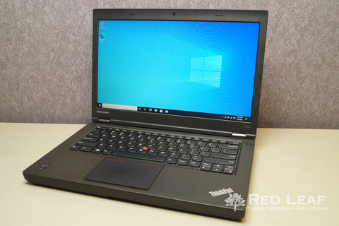 Lenovo ThinkPad T440p i5-4210M @2.6GHz 8GB RAM 500GB HDD + 16GB SSCD Win 10 Pro