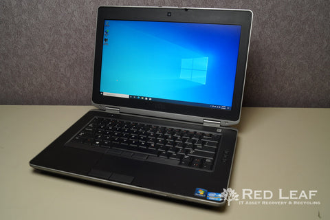 Dell Latitude E6430 i7-3720QM @2.6GHz Quad Core 16GB RAM 256GB SSD HD+ Windows 10 Pro