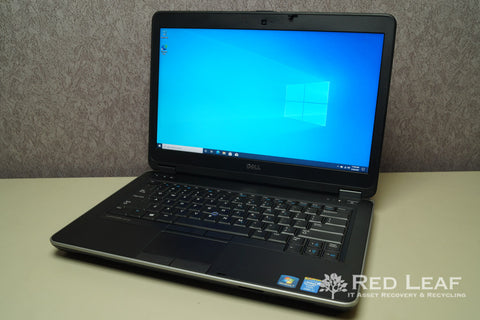 Dell Latitude E6440 i7-4600M @2.9GHz 16GB RAM 256GB SSD HD+ Windows 10 Pro