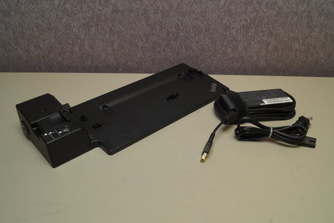 Lenovo 40AJ ThinkPad Ultra Docking Station W/ 90W PSU