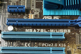 Asus M5A78L-M/USB3 Motherboard CPU Combo 8GB RAM AMD AM3+ FX-6300 3.5GHz