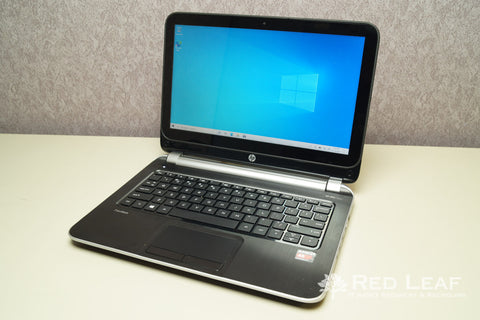 HP Pavilion TS 11 AMD A6-1450 @1.0GHz Quad Core 4GB RAM 120GB SSD Windows 10