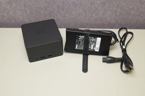 Dell Wireless Docking Station WLD15 WiGig capable W/ 130W Dell Power Supply - Red Leaf Tech Store