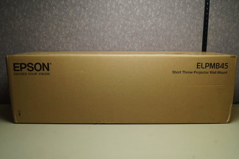 Brand New - EPSON Ultra-Short Throw Wall Mount (ELPMB45) - Red Leaf Tech Store