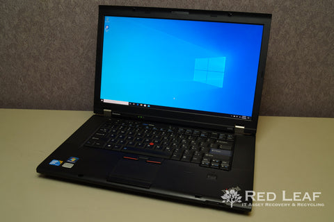 Lenovo ThinkPad W510 Intel Core i7-820QM @1.73GHz Quad Core 16GB RAM 120GB SSD FHD Touchscreen Windows 10 Pro Refurbished