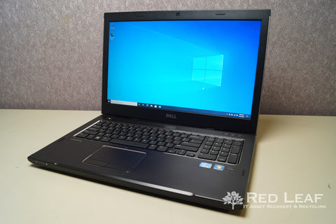 Dell Vostro 3750 i3-2310M @2.1GHz 8GB RAM 320GB HDD HD+ Windows 10 Pro