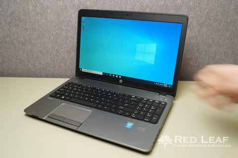HP ProBook 450 G1 i5-4200M @2.5GHz 8GB RAM 256GB SSD Windows 10 Pro
