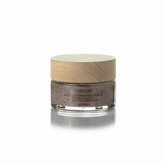Exfoliating Face Scrub - 50 ml