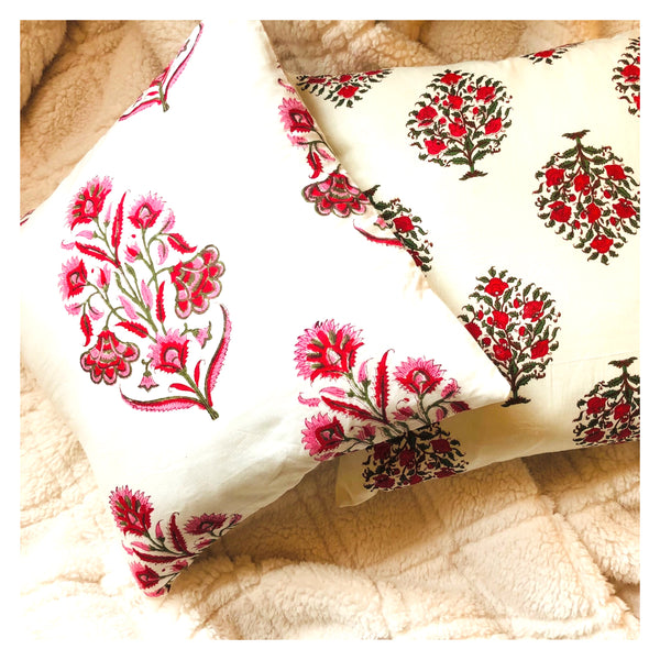 Royal Rose - Decorative Pillow Cover