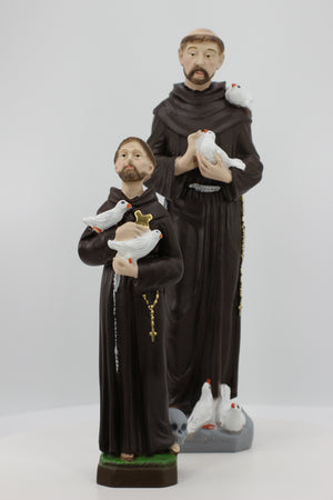 Saint Francis of Assisi by The Faith Gift Collection