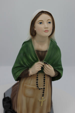 Saint Bernadette of Lourdes by The Faith Gift Collection