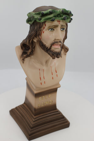 Christ Crucified Ecce Homo Pedestal by the Faith Gift Shop / Cristo Crucificado Pedestal