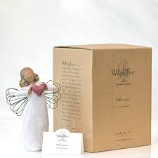 With Love Angel by Willow Tree