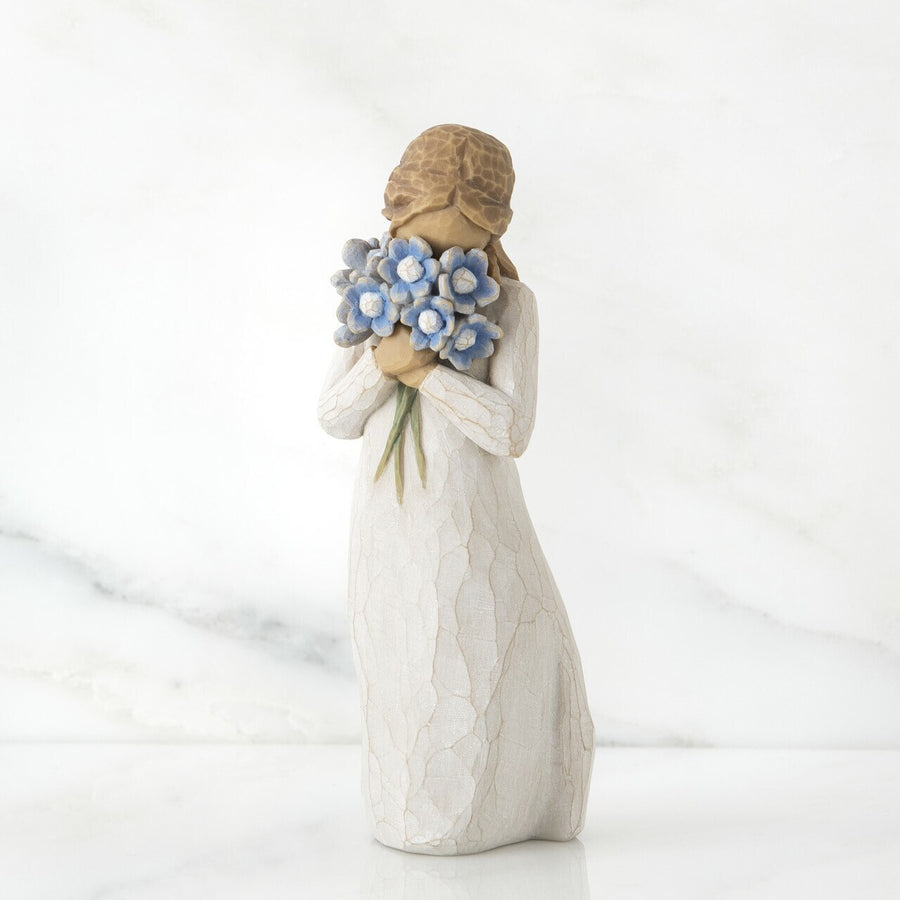 Forget-me-not by Willow Tree